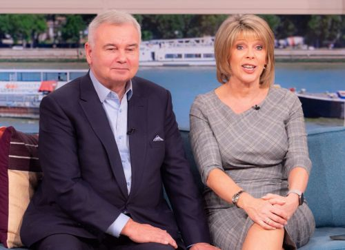 Eamonn Holmes and Ruth Langsford 'disappointed and confused' by This Morning switch-up reveals pal Gloria Hunniford