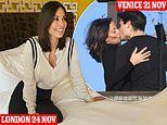 Mel Sykes 'flouts quarantine rules' in London after a trip to Venice to see toyboy lover