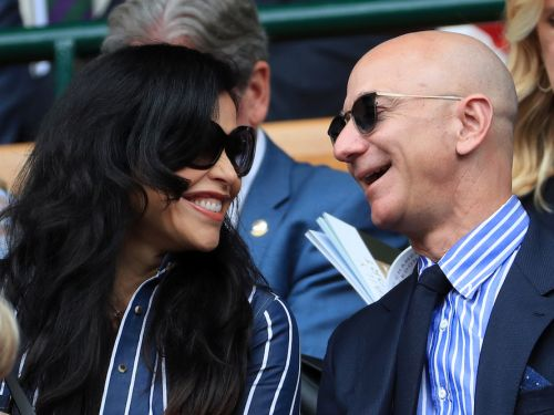 Amazon CEO Jeff Bezos and his girlfriend, Lauren Sanchez, have weathered a tabloid scandal, a lawsuit, and maybe even interference from a foreign government. Here's where their relationship began and everything that's happened since