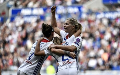 Chelsea keep Women's Champions League hopes alive with away goal in semi-final first-leg defeat to Lyon