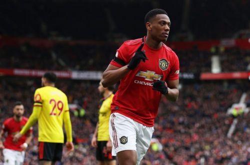 Anthony Martial can be 'world class' if he becomes 'killer' in front goal, says ex-Manchester United star Louis Saha