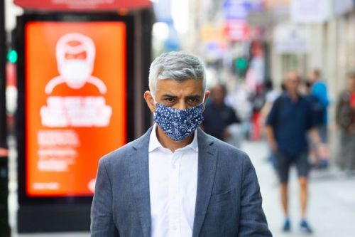 Should Face Fresh Lockdown Curbs By Monday, Mayor Sadiq Khan Warns Ministers
