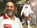 Will Smith resumes filming Richard Williams biopic in LA after production was halted due to COVID-19