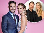 Spencer Matthews mocks wife Vogue Williams for being on her second marriage