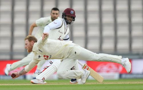 England vs West Indies, first Test day three: live score and latest updates