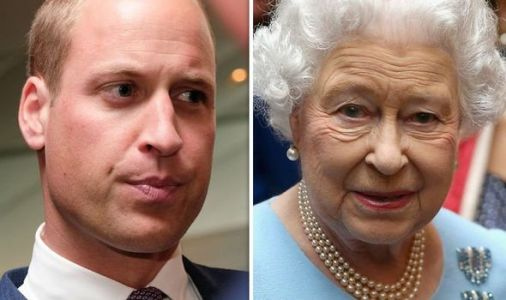 Prince William's 'shadow king' training to replace Queen exposed: 'She needs relief!'