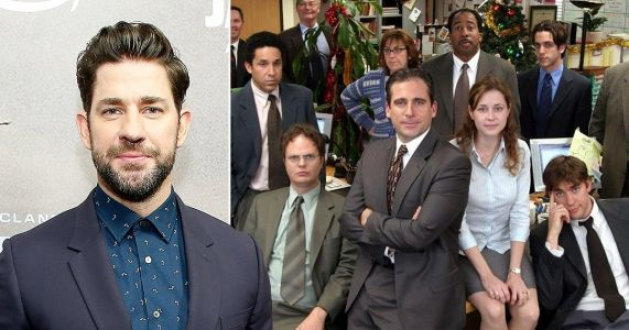 John Krasinski would 'absolutely love' to do an Office reunion