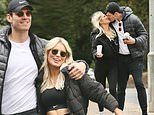 Bachelor in Paradise star Keira Maguire kisses new Love Island boyfriend Matthew Zukowski