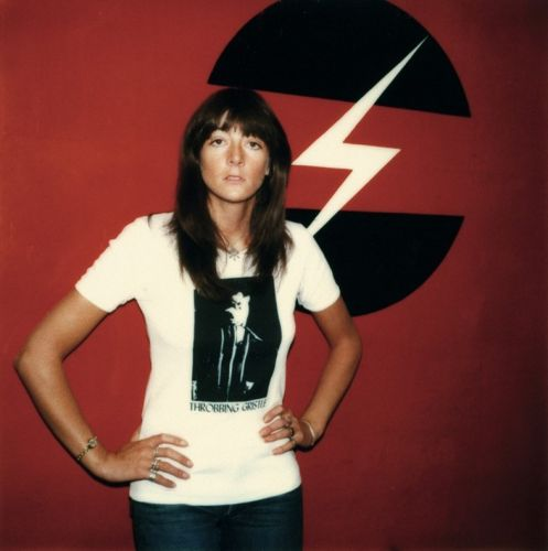 A Cosey Fanni Tutti biopic is on the way