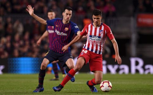 Manchester City prepared to break transfer record for Atletico Madrid midfielder Rodri