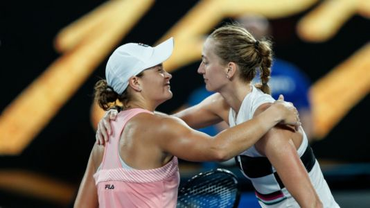 Ashleigh Barty vs Petra Kvitova live stream: how to watch Australian Open quarter-final tennis online from anywhere