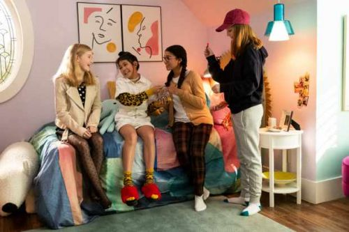 """The Baby-Sitters Club star says viewers will """"appreciate the diversity"""" in Netflix reboot"""