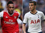 Winks in but Ozil out. who else makes the combined XI ahead of Arsenal vs Tottenham?
