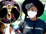 Janelle Monae brings WondaLunch food program to Los Angeles and reveals she would love to play Storm