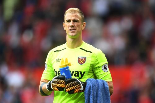 Joe Hart can leave Burnley for free with Lille interested- Mail