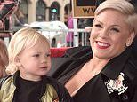 Pink and three-year-old son Jameson were diagnosed COVID-19, slams US government for lack of tests