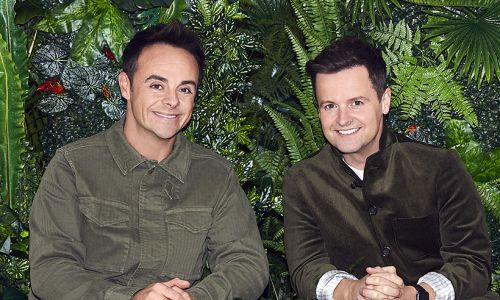 I'm a Celebrity's Declan Donnelly reveals his daughter Isla is behind his arm injury