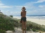 NSW Police issues fines after party at nudist beach north of Byron Bay breached Covid restrictions