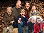 'Very involved' Kate Middleton and Prince William homeschooling