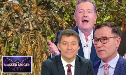 The Masked Singer: Tree's identity unveiled as GMB star? You'll never guess who it is