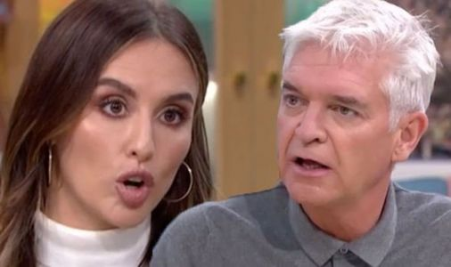 Phillip Schofield clashes with guest in heated vegan debate 'We can't get into this'