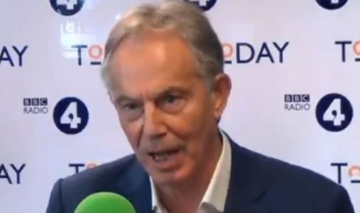 'Terrified' Tony Blair calls for special unit to deal with coronavirus tests ONLY