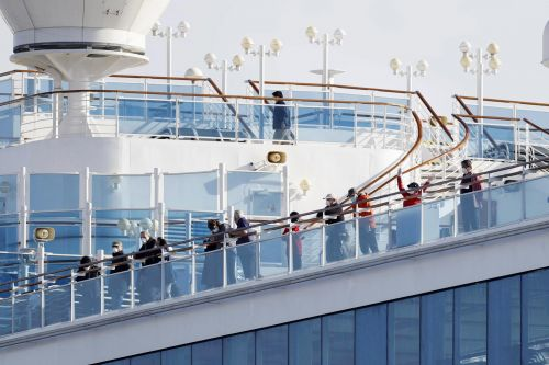 Experts say the cruise ship quarantine was unjustified and violated human rights, letting the coronavirus 'literally pick them off one by one'