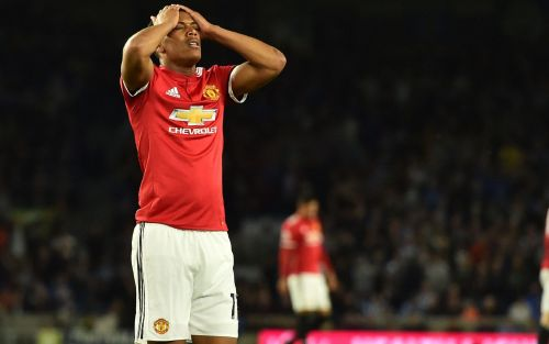 Anthony Martial wants to leave Man Utd