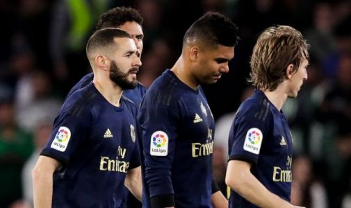 Coronavirus: Real Madrid players and staff agree to take pay cuts between 10-20 per cent
