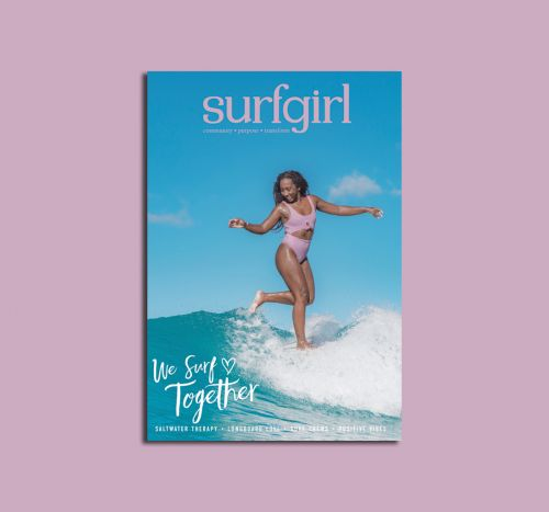 New SurfGirl: The Surf Together Issue