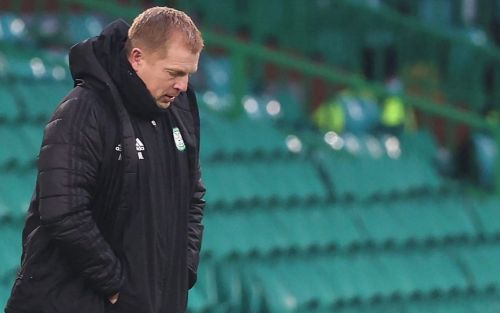 Neil Lennon under renewed pressure after Celtic knocked out of Scottish League Cup