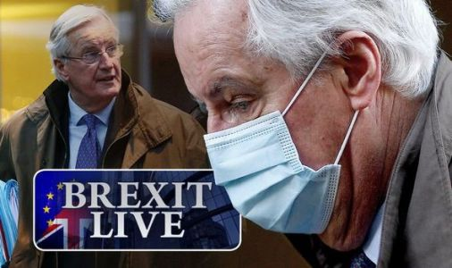 Brexit LIVE: We're in charge! Barnier put in place ahead of emergency EU27 meeting TODAY