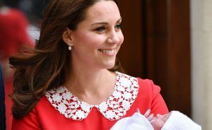 Here's why everyone's talking about these photos of Kate Middleton and Prince Louis