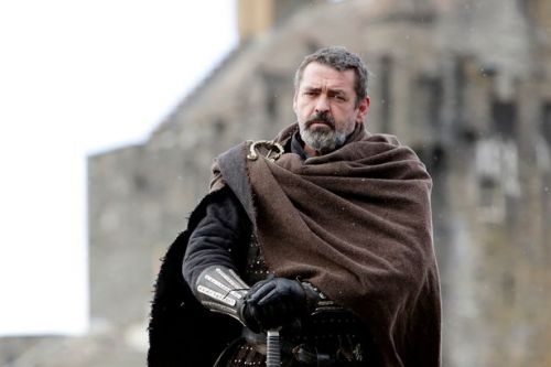 Robert the Bruce's Angus Macfadyen hopes film will boost independence support