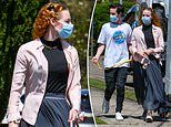 Emma Watkins is spotted for the first time since announcing she's leaving The Wiggles
