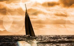 Travelling slowly - the April 2020 issue of Yachting Monthly is here