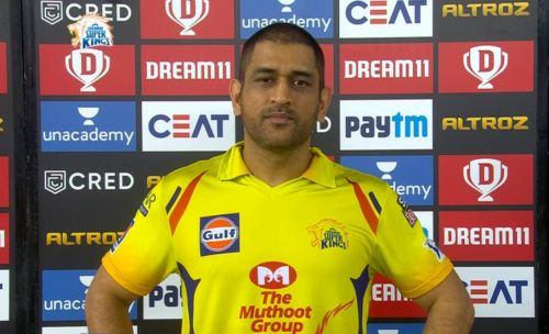 MS Dhoni reacts to Chennai Super Kings' embarrassing IPL defeat to Mumbai Indians