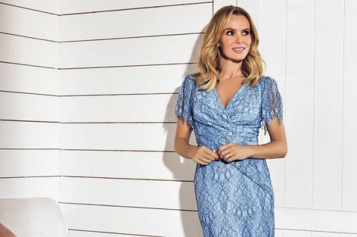 Amanda Holden wears dress named after Kate Middleton in glorious fashion display