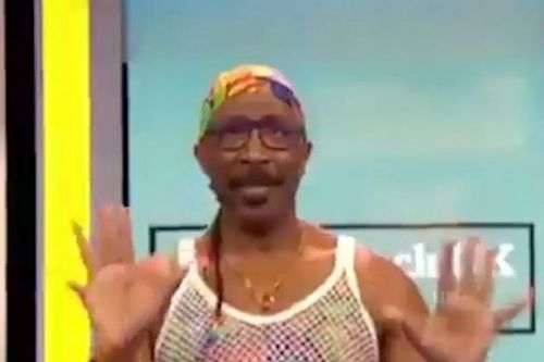 Mr Motivator brings hope to coronavirus-riddled UK with first TV exercise class