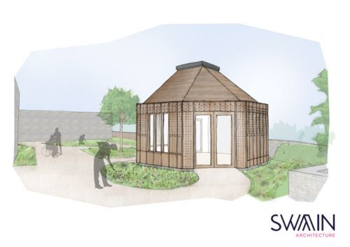 PICTURES: First look at therapeutic garden planned for Aberdeen Woodend hospital