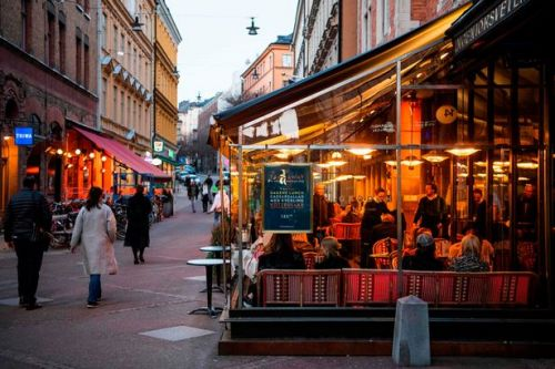 Sweden snubs strict lockdown with bars still open as rest of Europe hunkers down