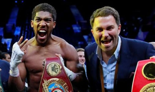 Anthony Joshua promoter Eddie Hearn teases when Tyson Fury fight date will be confirmed