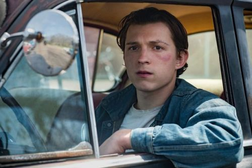 Tom Holland teases chilling Netflix movie with Robert Pattinson and Riley Keough
