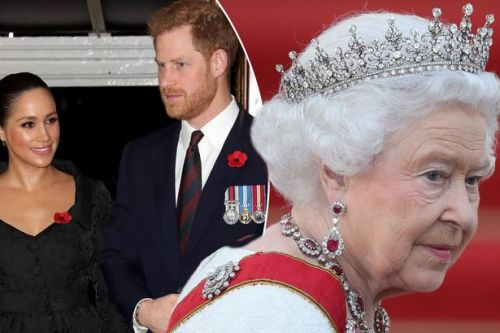 The Queen responds to Prince Harry and Meghan Markle's 'complex' decision to step down as senior royals