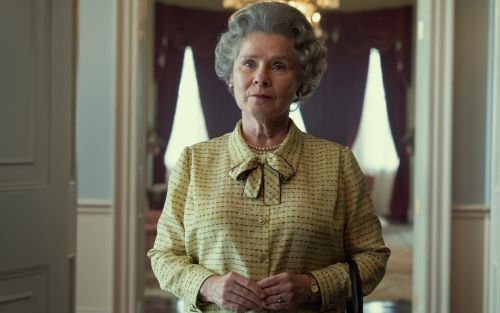 The Crown reveal first picture of Imelda Staunton as the Queen