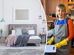 These unusual cleaning tips are there to insure your house stays sparkling clean