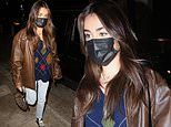 Madison Beer steps out for dinner with rumored beau Nick Austin at Catch LA