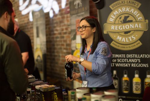 The National Whisky Festival is returning to Glasgow next year and offering fans the chance to win a dream trip to Islay