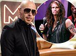 Pitbull pulls out of Steven Tyler's Grammy viewing party over Kobe Bryant's death