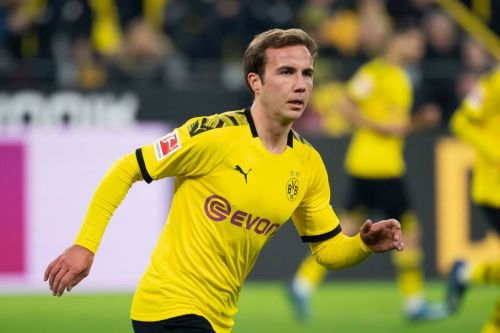 Mario Gotze confirms Borussia Dortmund exit amid Liverpool transfer speculation